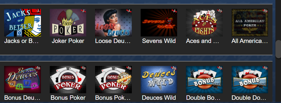 Real Money Video Poker Online 24 7 Mobile And Online Video Poker Vegas Online 247